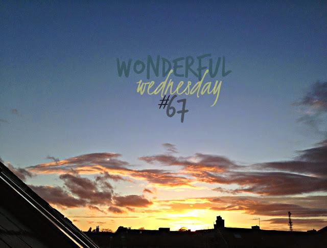 Wonderful Wednesday #67