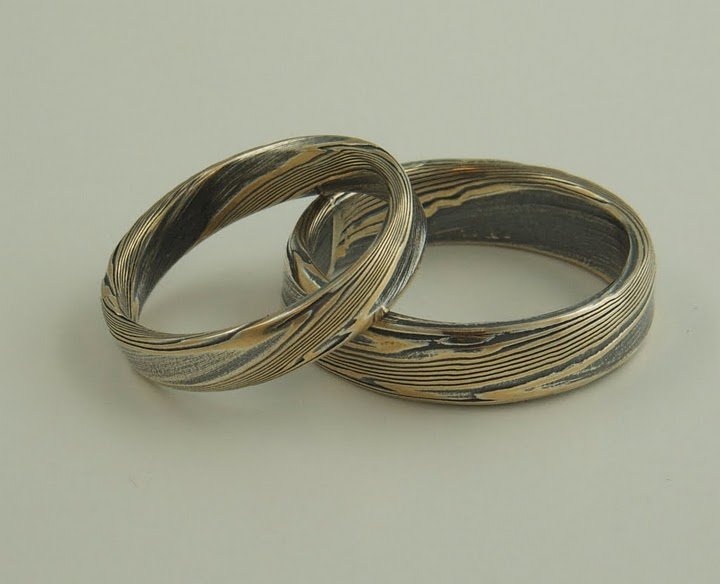 Metal Studio Workbook Helping a couple make their wedding rings