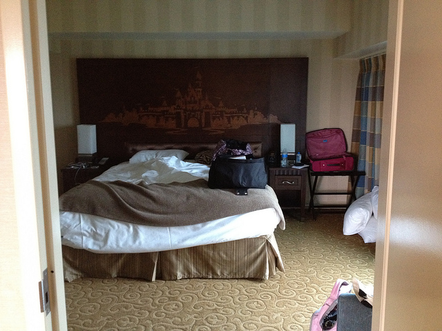 Trip Report Day 1 Part 2 Settling In This Fairy Tale Life