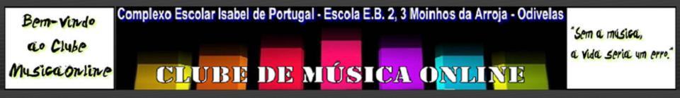 CLUBE DE MÚSICA ONLINE
