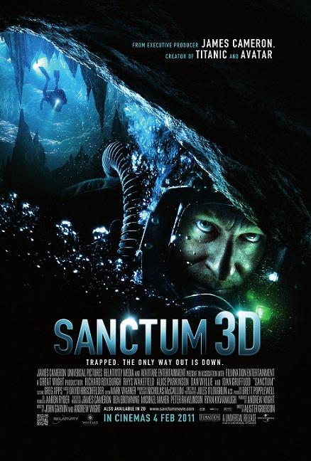 Sanctum Viaje al Centro de la Tierra DVDRip Latino