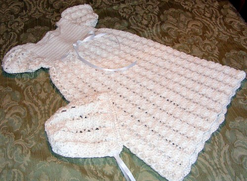 Little Cherub Set - Free Pattern