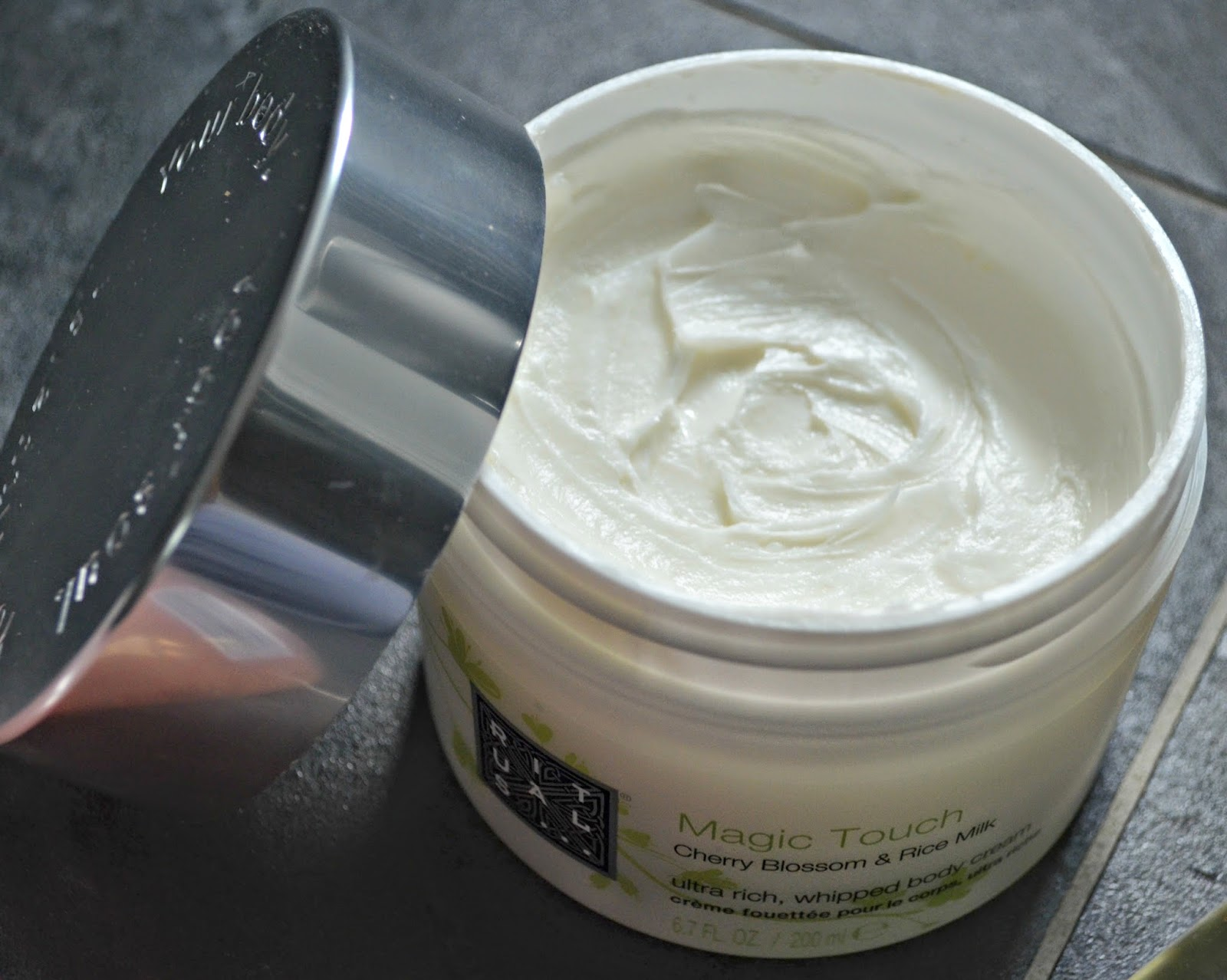 Ritual Magic Touch body cream