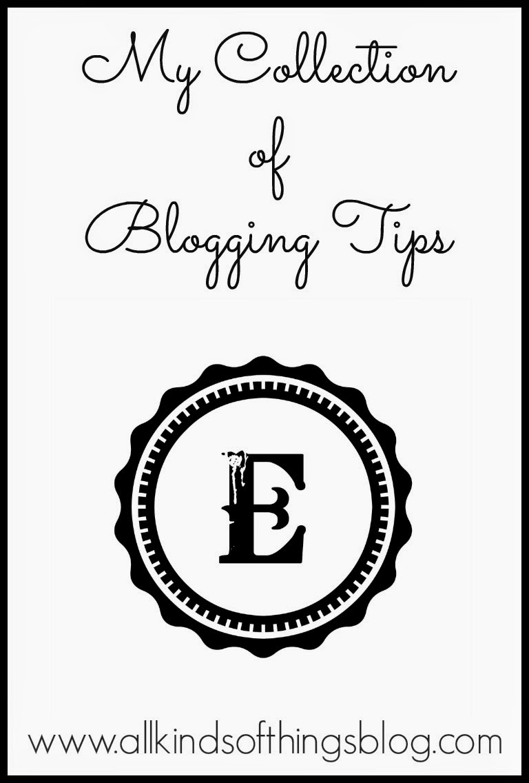My Collection of Blogging Tips