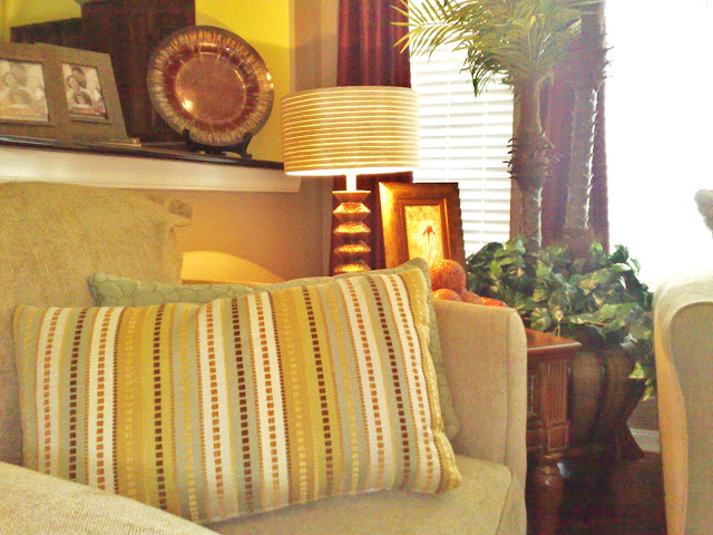 Donna Madden Interiors Pearland Living Room