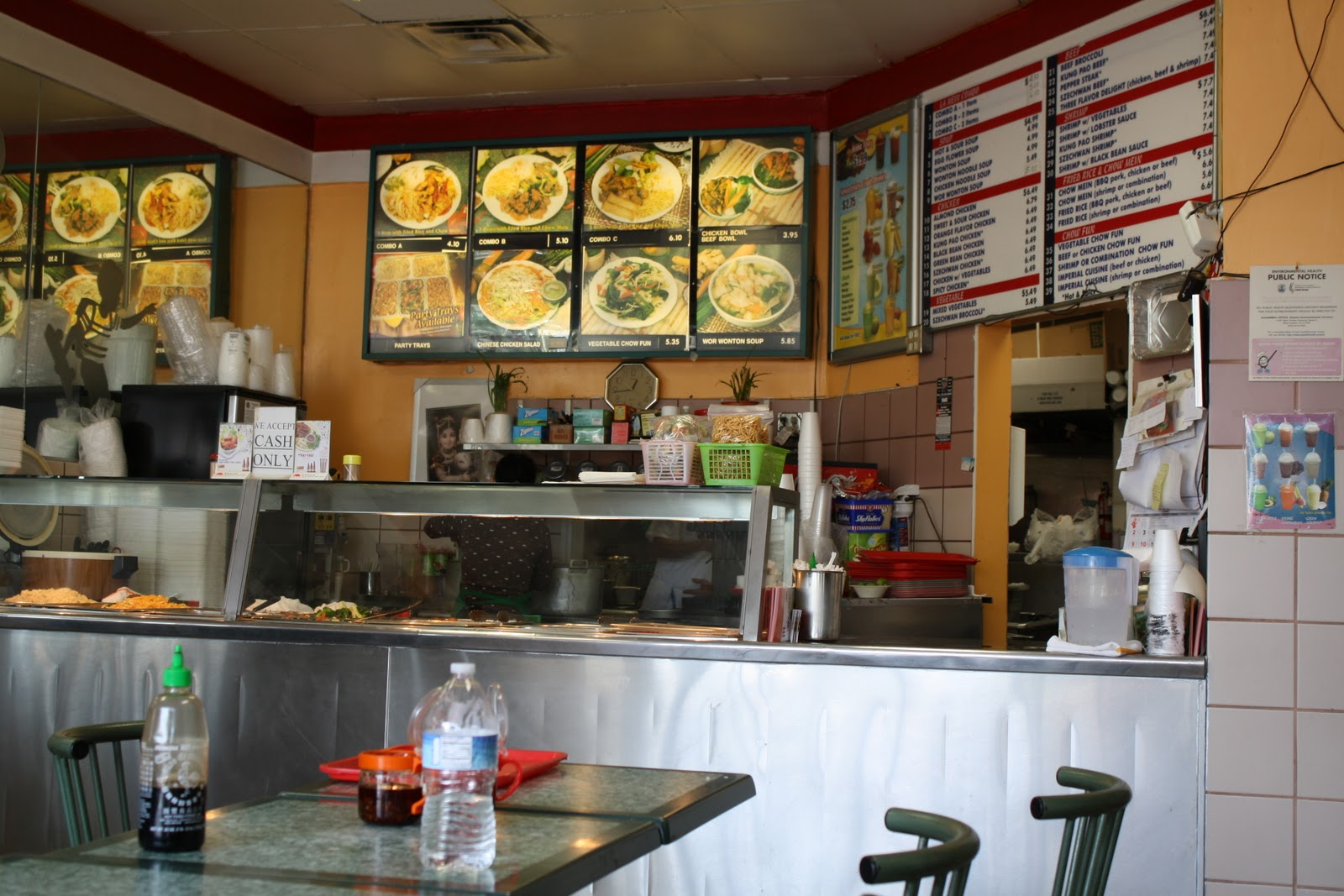 An Immovable Feast: La Mein Chinese Food