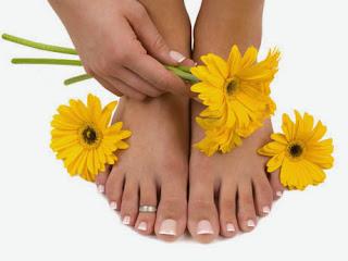 9 claves para unos pies sanos y bellos
