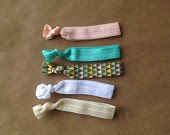 Cute Girls' Hair Ties