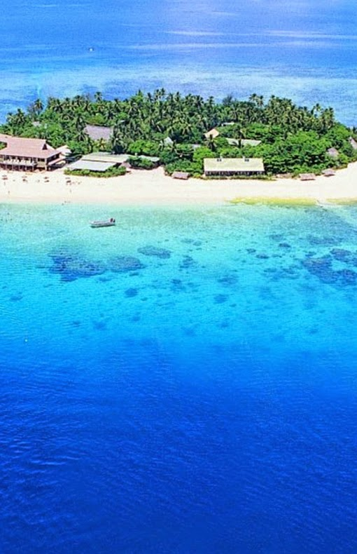 Beachcomber Island Resort,fiji