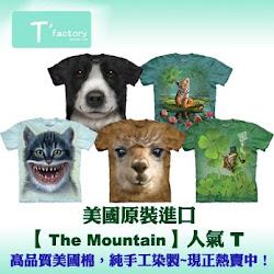 < T'factory >使用美國最大 T-shirt 品牌 GILDAN的純棉 Tee