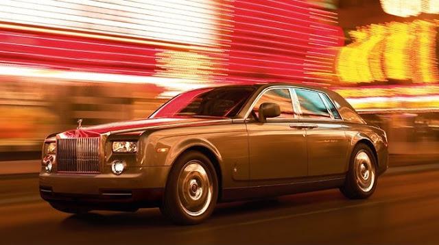 Rolls Royce no Brasil - Ghost