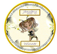 Debbees Cds winner for Jan!