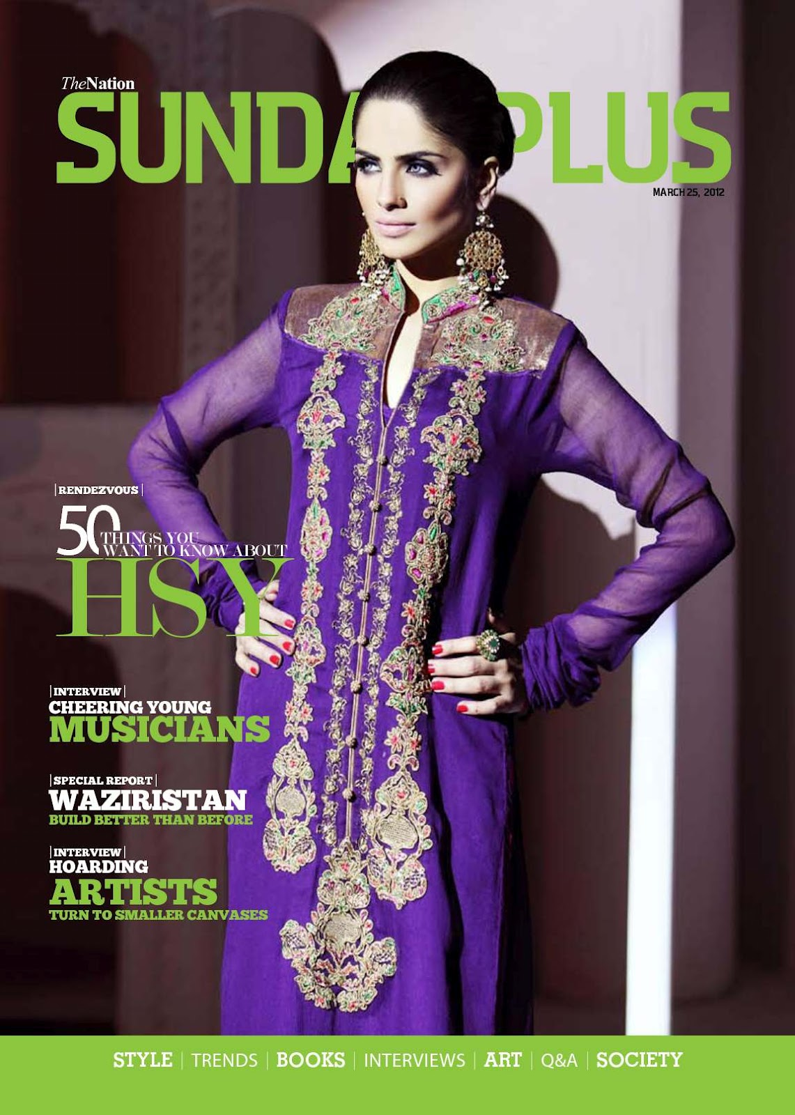 Sunday Plus Fashion Magazine Pdf Edigestpk