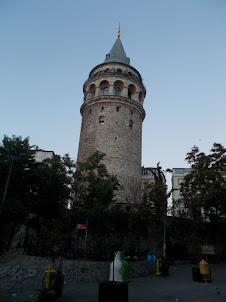 "Historic ""GALATA TOWER""."