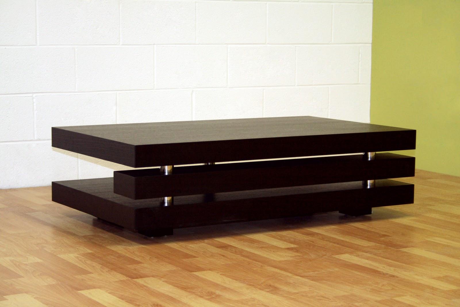 Multinotas mesas de centro dise os modernos for Mesa moderna