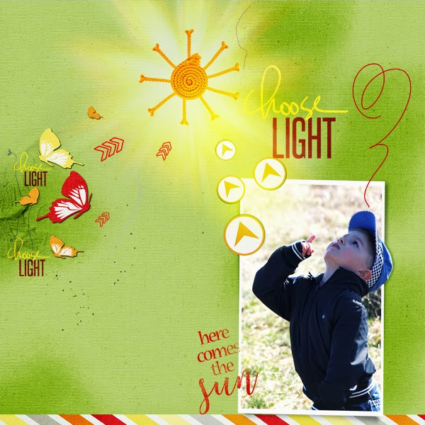 Spotlight challenge TAYLORMADE sur Oscraps SCRAP DIGITAL CLIN DOEILDESIGN