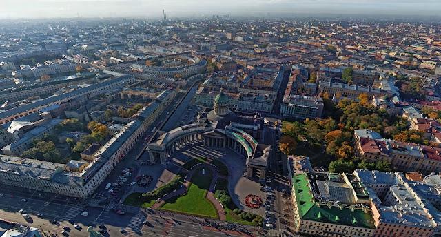 Санкт-Петербург вертолетная прогулка