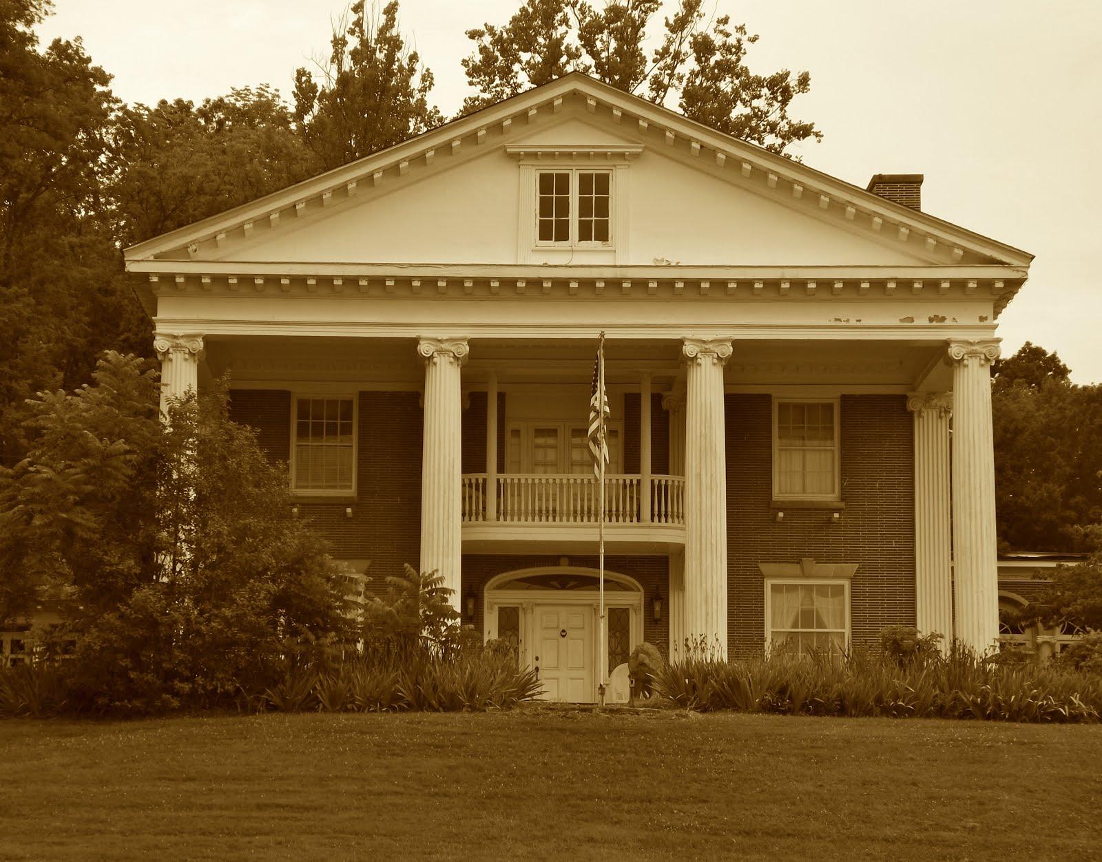 The life of charles edward ballard for Ballard house