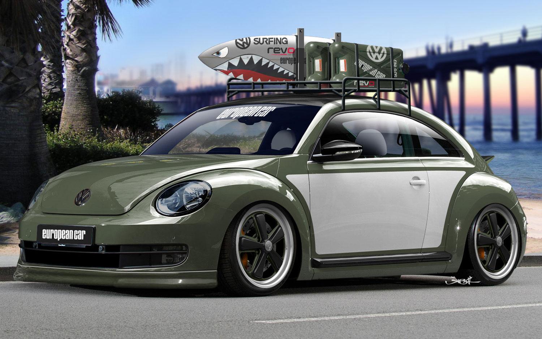 Cars Model 2013 2014 Volkswagen S 2012 Sema Show Presence