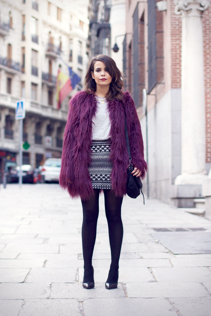 Currently Craving: Faux Fur Coats - THE STYLING DUTCHMAN.