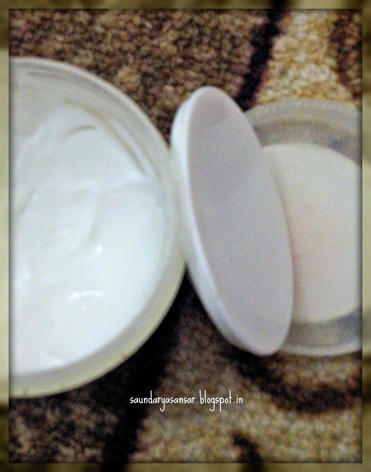 Vitamin e- De-pigmentation cream from Fabindia Review