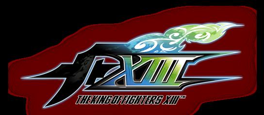 Pre-  243 rdenes de KOF XIII Recibir  225 n OST en 4CD  180 S  y SNK revela nuevos    Xiii Logo