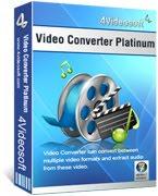 4Videosoft Video Converter Platinum