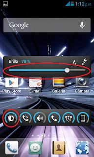 App Slider Widget para Android, sonido, app gratuita, android, configuraciones, smartphone