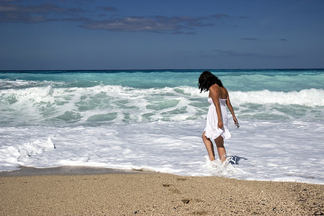 Beneficios de bañarse en el mar