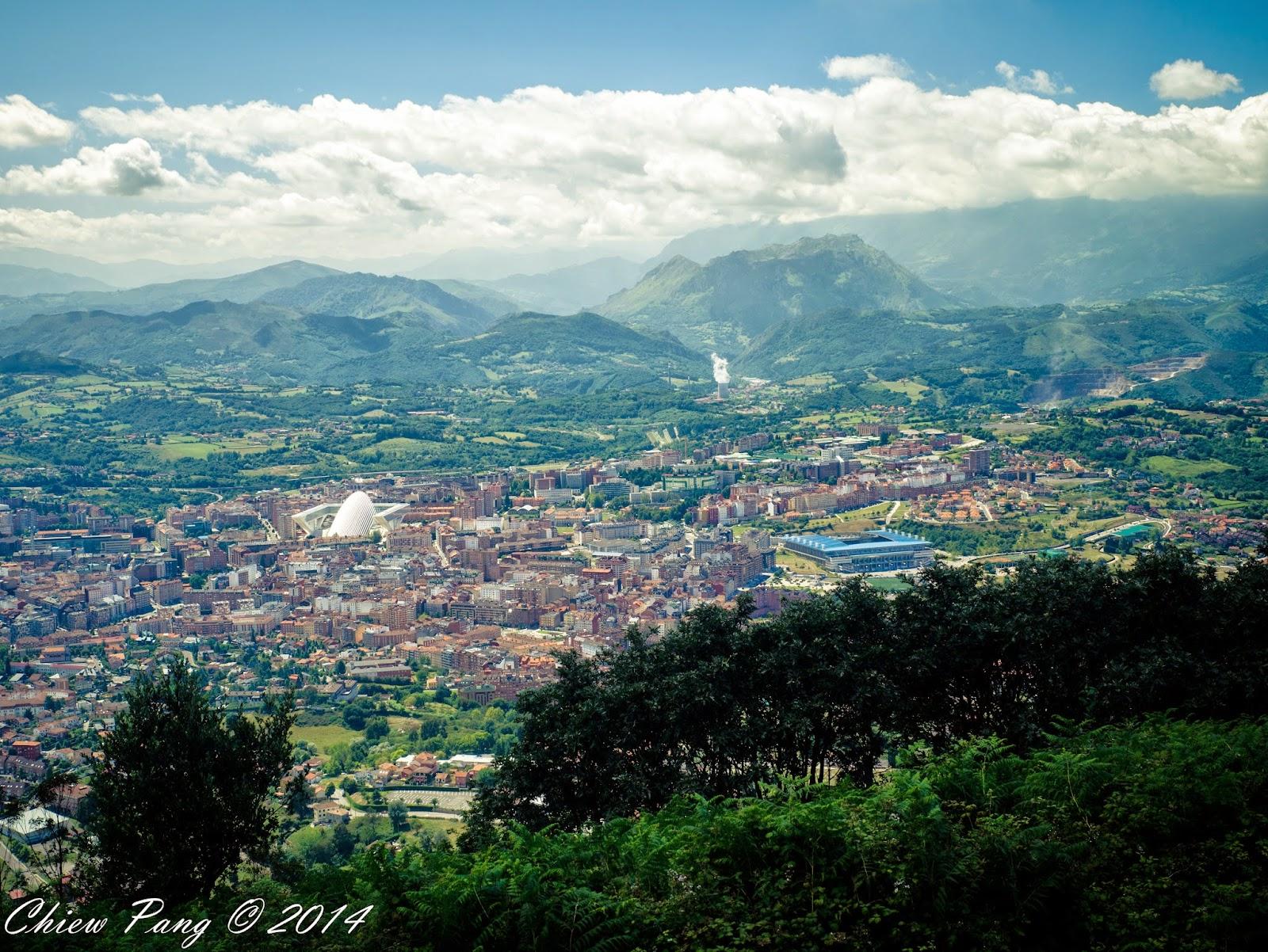 Monte Naranco, Oviedo, Asturias