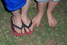 Little Boy Feet