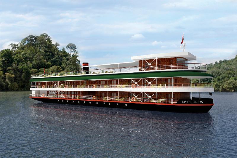 Time Spent At Sea Cruise Blog Uniworld39s New Vietnam Venture