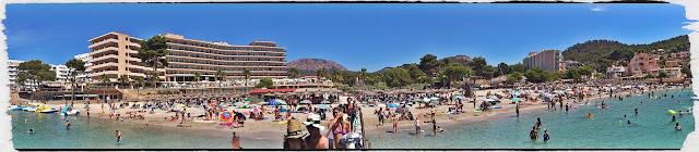 Camp De Mar, Plaj, Playa, Megalluf, Beach