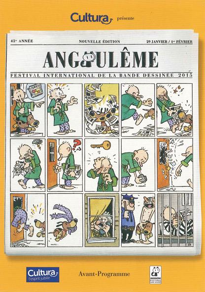 Festival de la Bande Desinée Angoulème Francia- Comics y exposiciones