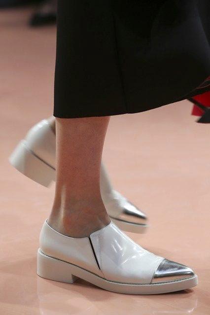 Loafers - Sapatos tendência primavera-verão 2015