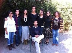 Post-Título de Terapia Sistémica de Familias y Parejas Santiago Promoción 2011-2013
