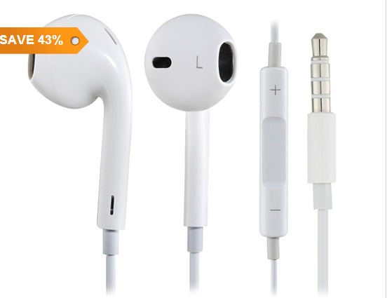 ipad iphone earphone