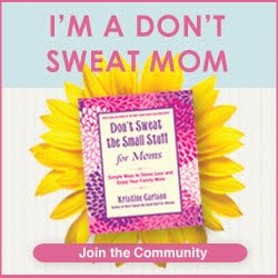 Don't Sweat Mom