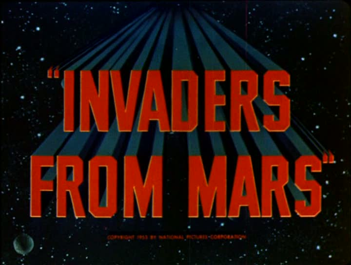 martians invaders from mars 1953 - photo #27