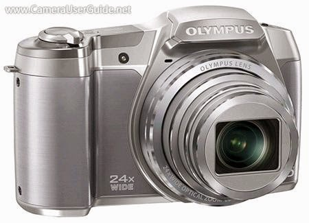 OLYMPUS SZ- 31MR INSTRUCTION MANUAL