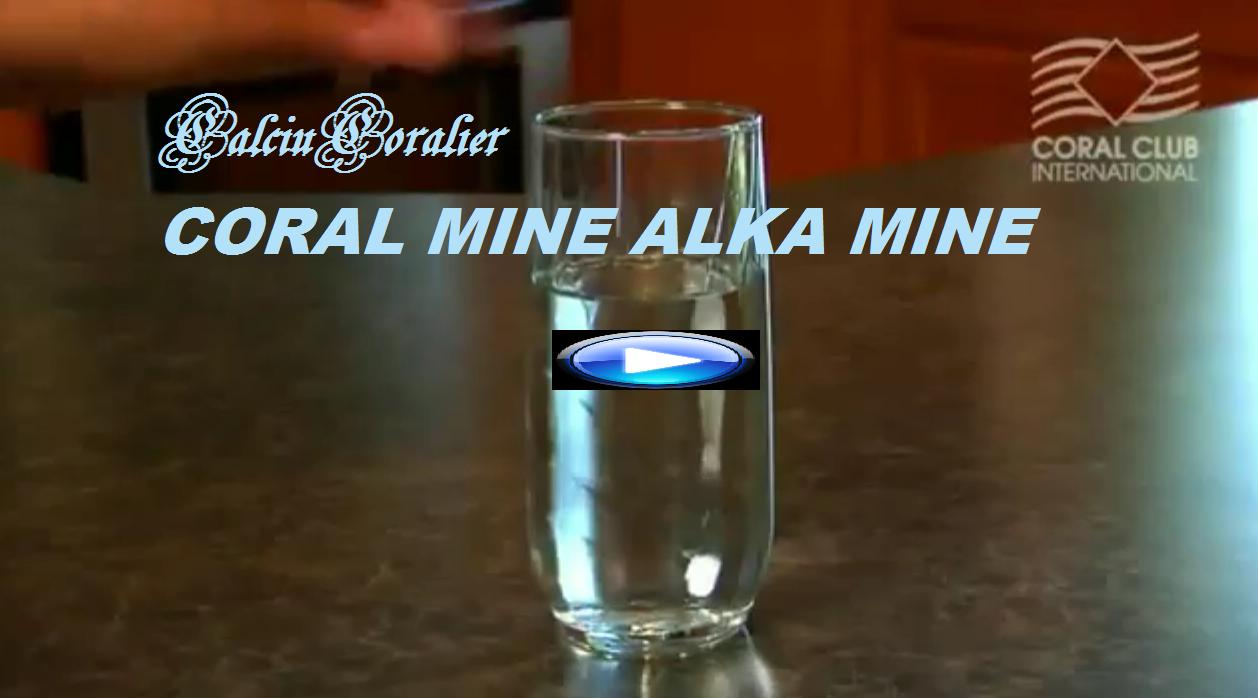 CalciuCoralier CORAL MINE ALKA MINE (limba română)