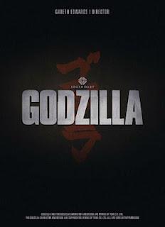 Gareth Edwards Godzilla poster teaser