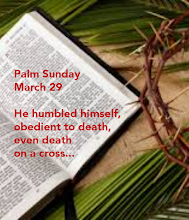 WORD FOR PALM SUNDAY 3/29