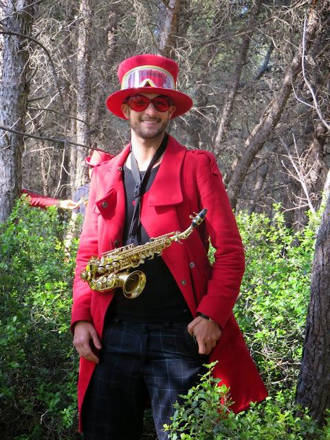 Fanfare Tahar Tag'l aux embuscades musicales 2015