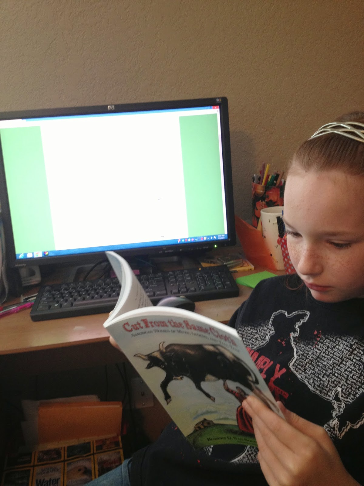 Moving Beyond the Page: Westward Expansion Ages 9-11