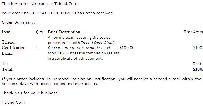 talend tutoriels pour d 233 butants tutorials for beginners