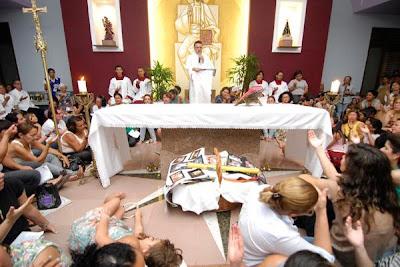 Bênção para curar os males do corpo e da alma