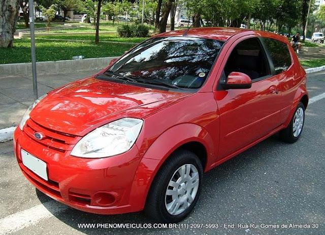 teste do ford ka 2009 1 6 com fotos consumo pre o e ficha t cnica car blog br. Black Bedroom Furniture Sets. Home Design Ideas