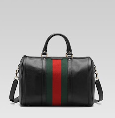 Gucci Boston - Full Leather