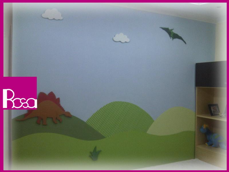 Rosa dise os murales y apliques de madera - Murales de madera ...